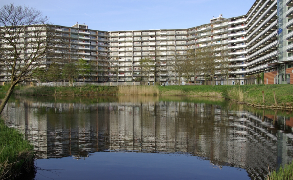 Amsterdam_Zuidoost_Flat_Hakfort