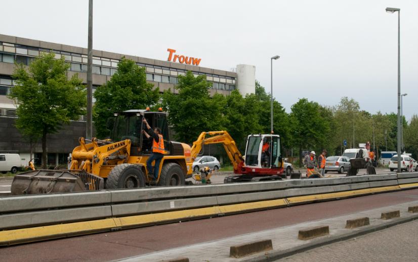 Wibaustraat Amsterdam