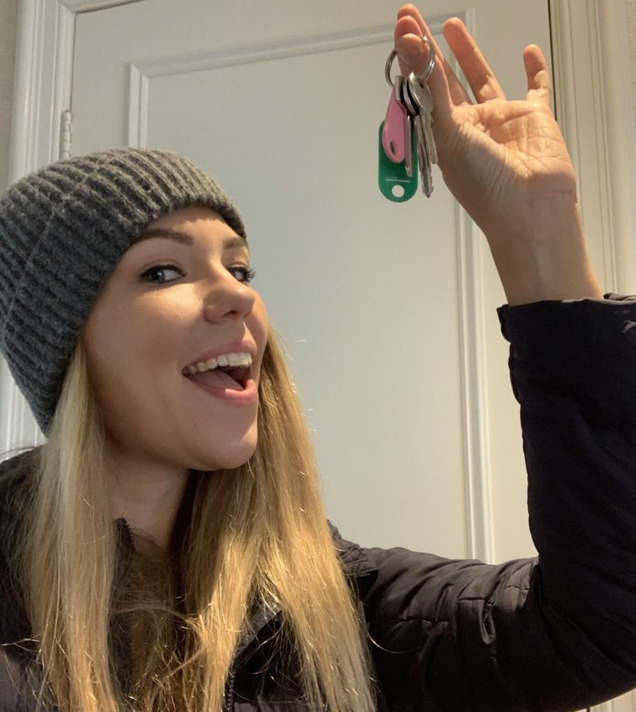 Huurwoningen in Amsterdam - Kata heeft haar woning gevonden met RentSlam